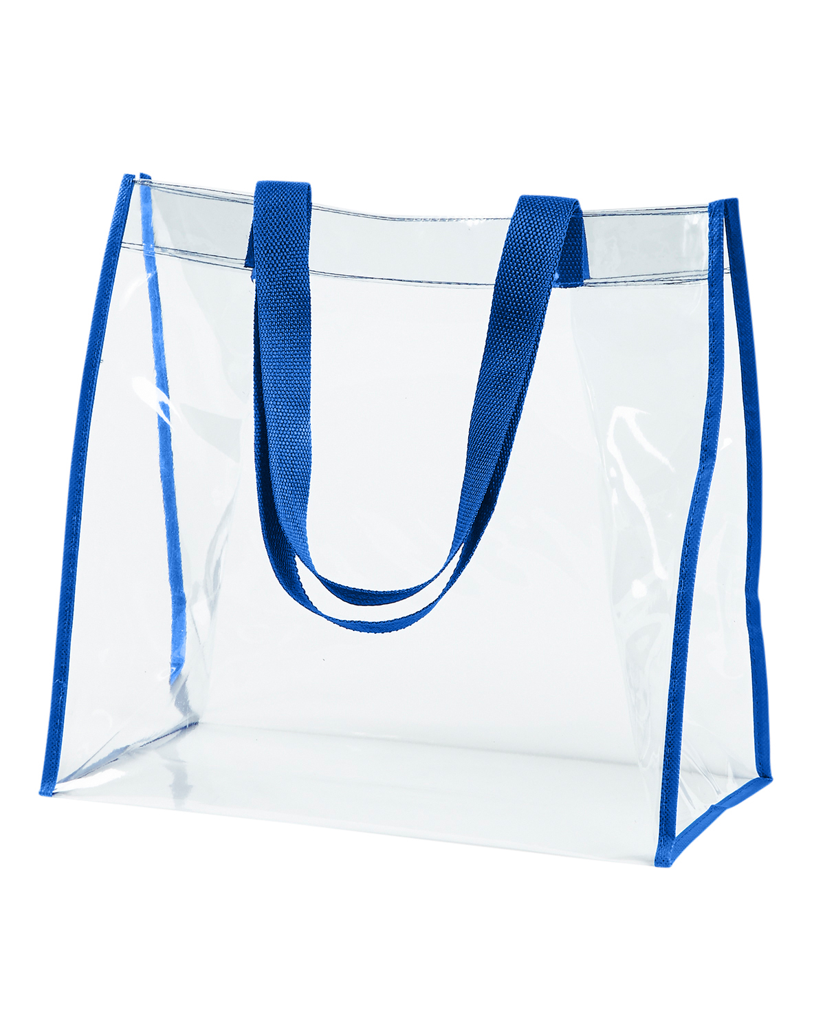 BAGedge Clear PVC Tote