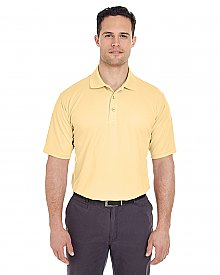 Ultra Club Men's Cool & Dry Mesh PiquPolo