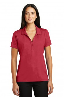 Sport-Tek Ladies Embossed PosiCharge Tough Polo