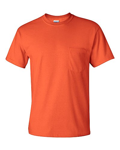 Gildan 6.1 oz. Ultra Cotton Pocket T Shirt