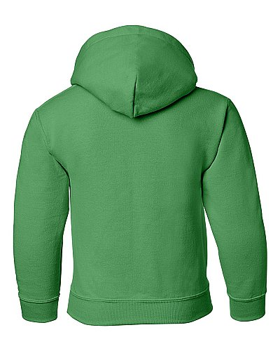Gildan Youth 7.75 oz. Heavy Blend 50 50 Hood