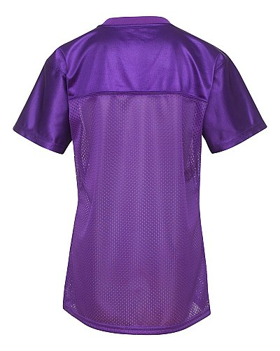 Augusta Sportswear Ladies Junior Fit Replica Football Tee