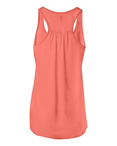 Bella+Canvas Ladies Flowy Racerback Tank