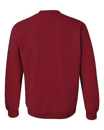 Gildan 7.75 oz. Heavy Blend 50 50 Fleece Crew