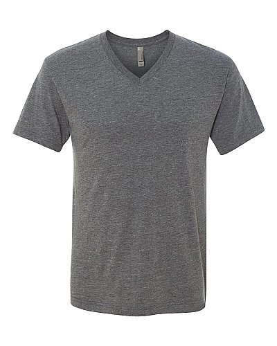 NL6040SP Next Level Men s Tri blend V neck Tee