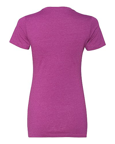 Next Level Ladies' CVC Crew Tee