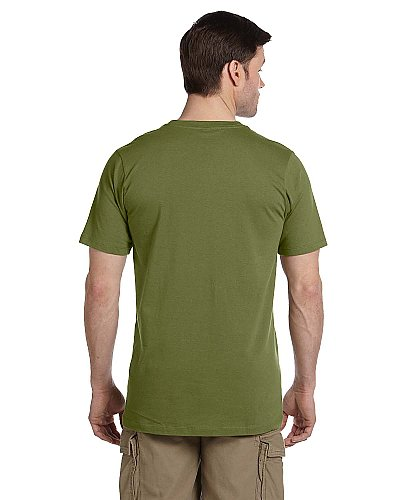 econscious Men s 4.4 oz. Ringspun Fashion T Shirt