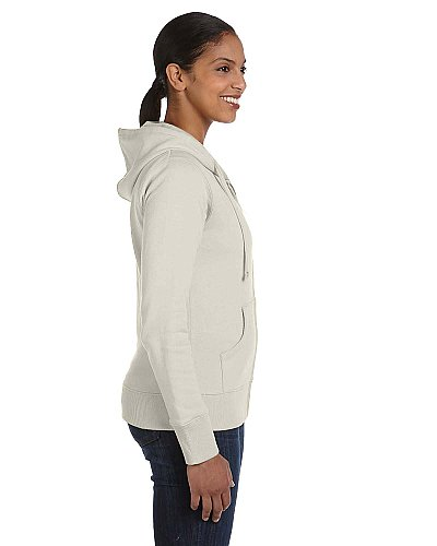 Econscious Ladies 9 oz. Organic Recycled Full Zip Hood