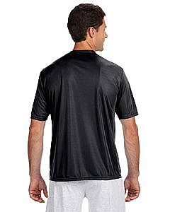 A4 Men's Short-Sleeve Cooling Performance Crew