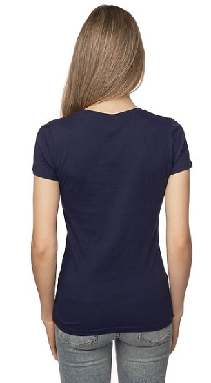 Royal Apparel Women's Organic Short Sleeve Tee