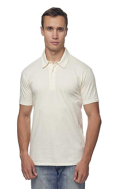 Royal Apparel Unisex Organic Polo Shirt